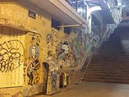Graffiti found in Quenca, Ecuador.