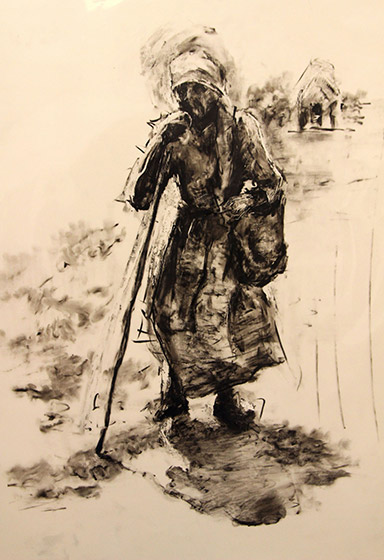 Simom Tatum's artwork.