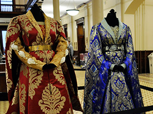 Caitlin Allen's Costume for Lady Capulet and Lady Montague from Romeo & Juliet